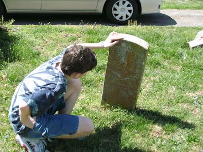 William E Shofner tombstone