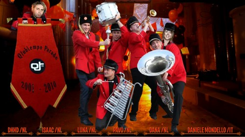 Jendrik De Ruvo - Drumcode X
