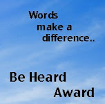 Be Heard Award