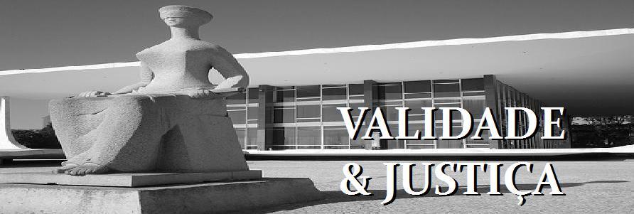 Validade E Justiça - Blog de IED 2