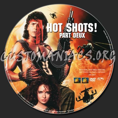 mahameru6992: Hot Shots! 2 : Part Deux | 1993