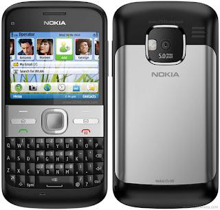 Nokia Series X5, X2, C1, C6, C3, D5
