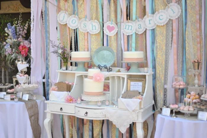 wedding cake stumbled across these wonderful cake table inspiration