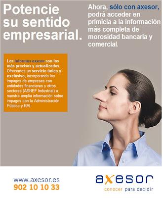 ASNEF Industrial, RAI e Impagos con la Administración Pública: la información más completa de impagos empresariales.Los Informes axesor ahora con todo el detalle de ASNEF Industrial.