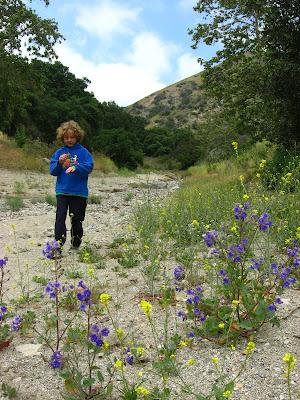 Ethan at Stough Canyon