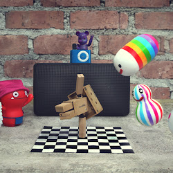 Gambar Danbo Box @ digaleri.com