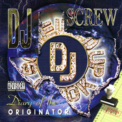 DJ Screw - Diary Of The Originator (Chapter 4: Choppin' Game Wit' Toe)