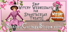 WITCHY WEDNESDAYS AT RIBBONS ROSES AND MORE