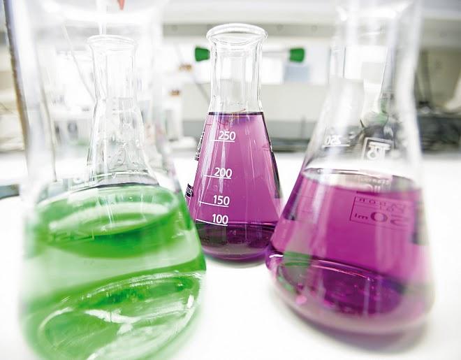 Laboratorio violeta
