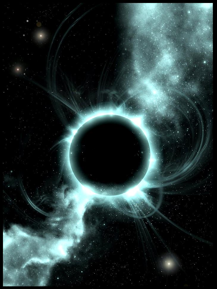 about black holes in space - photo #7