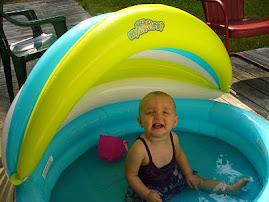 I Swimmin'!!