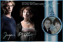 Alice Cullen & Jasper Halle