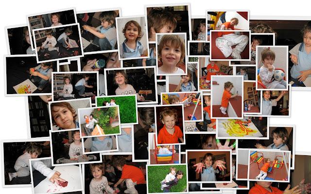 Много фотографий в одной как сделать 4