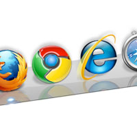 Internet Explorer Remains Top Browser But Chrome is 2010′s Big Winner