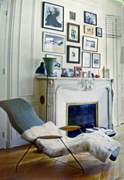 andres home elle decor uk little lovables mantel decorating