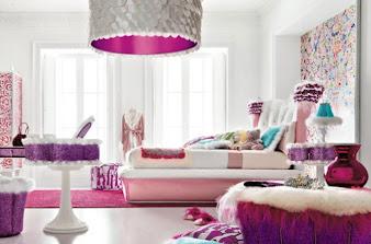 #3 Pink Bedroom Design Ideas