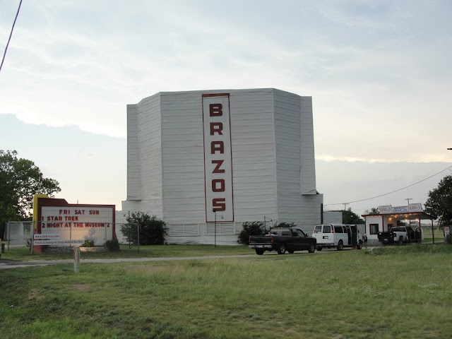 granbury, drive in, brazos
