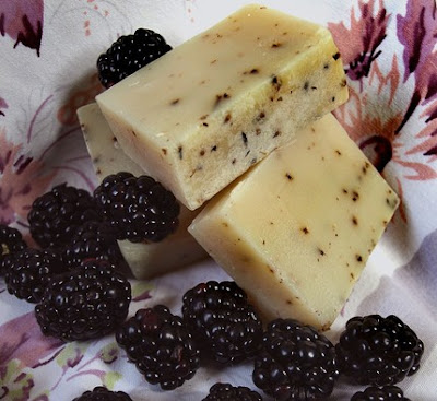 blackberry sage soap sioxane