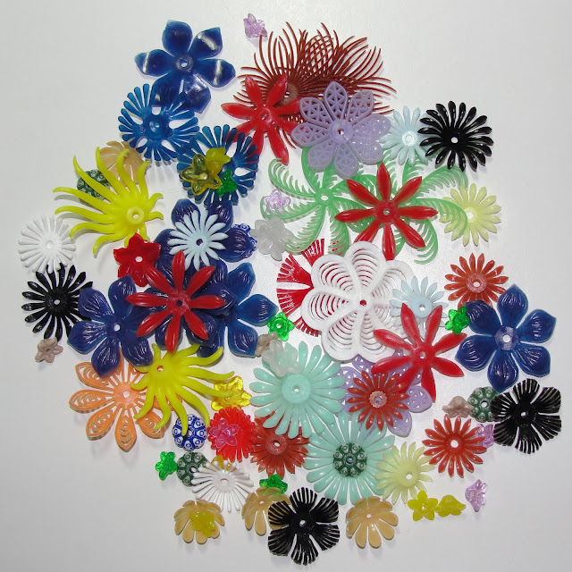 Little Lovables: Inspired Craft: Vintage Stackable Flower