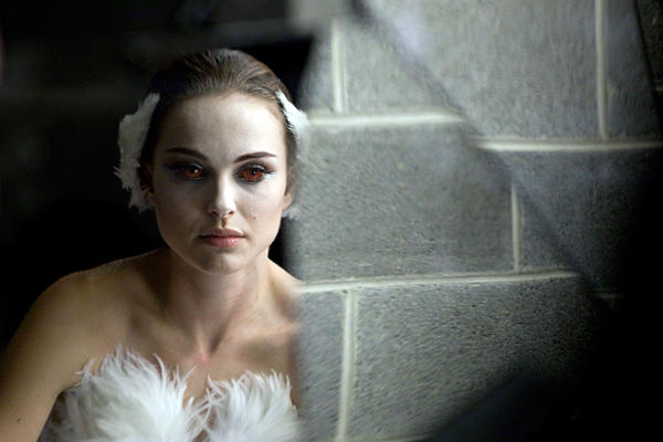 With Black Swan, Portman