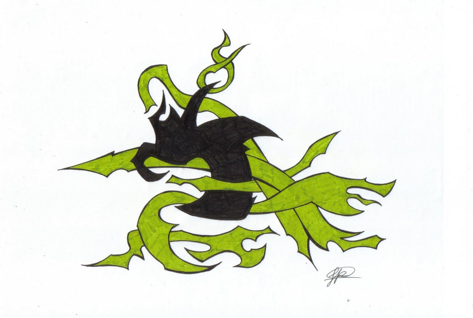 Arte Irregular: Lazos verdes