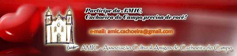 Participe da AMIC