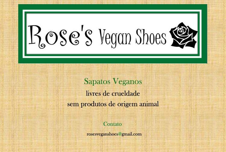 Rose's Vegan Shoes