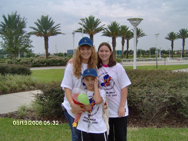 2005 Autism Walk