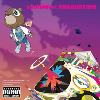 kanye west graduation album art. Wordless Wednesday: Cool Album