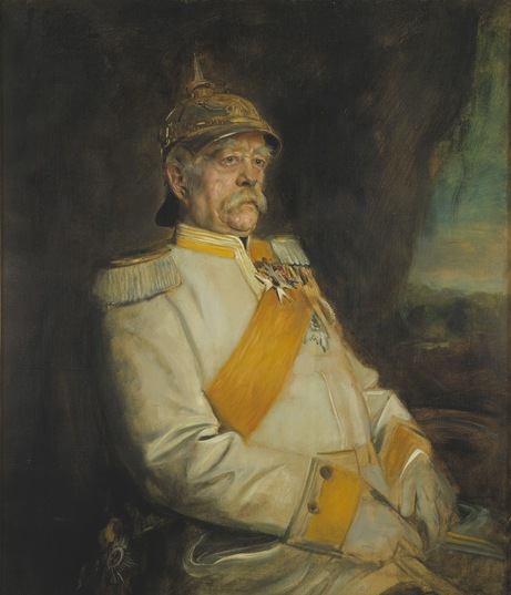 a history of nationalism and a biography of otto von bismarck Bismarck je rođen kao otto eduard leopold grof von bismarck (otto eduard leopold graf von bismarck) u schönhausenu bismarck world history database.