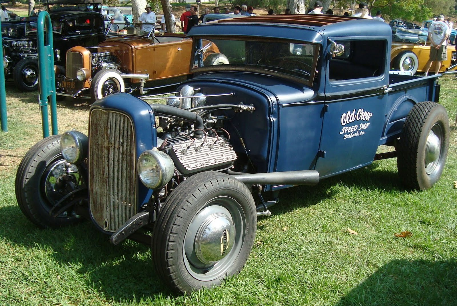 ford pick up 1929 hot rod