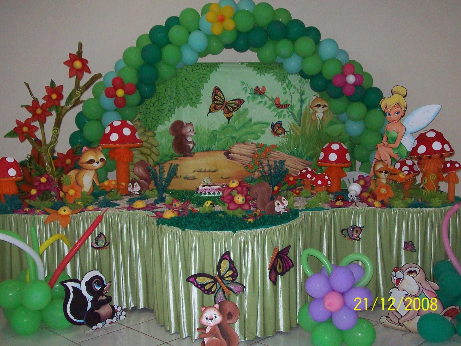 Festa Infantil Festa Sininho Lembrancinhas Aniversarios  Anizacao De