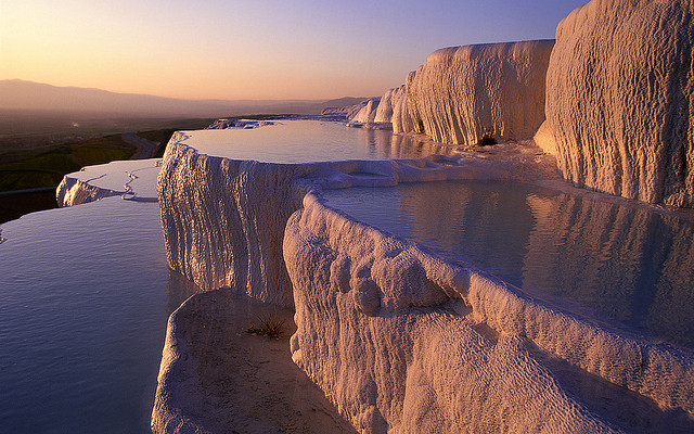Pamukkale – Turkey's Cotton Castle