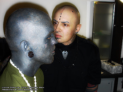 most tattooed man. worlds most tattooed man,