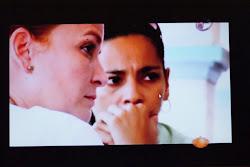 """En el programa de TV """"Punto de Partida"""""""