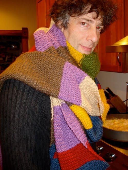 g scarf