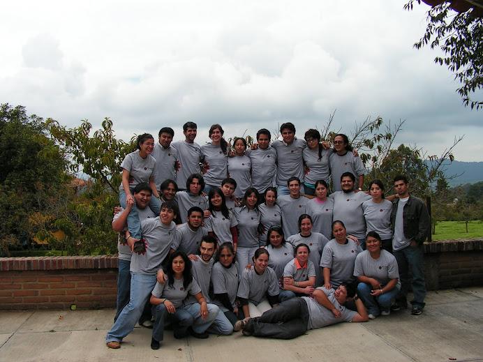Equipo GEO Juvenil Norte y Bajío