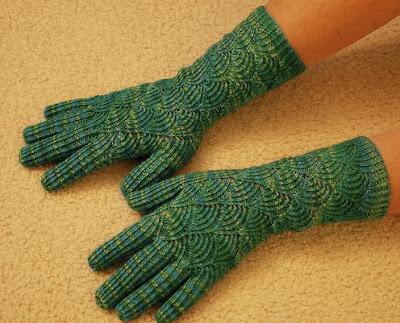 comment tricoter un gant