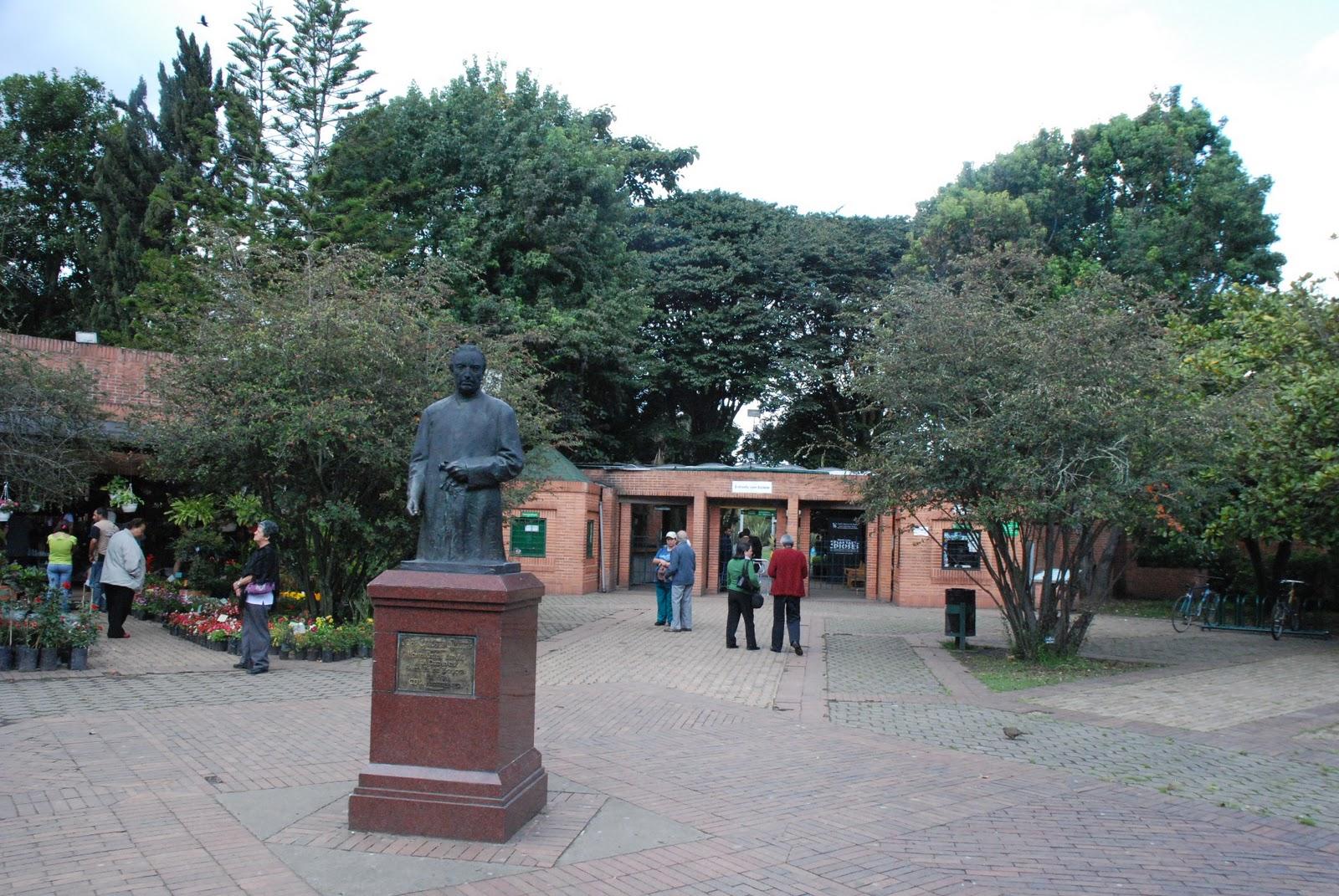 Just our bogota museum jardin botanico jose celestino mutis for Jardin botanico bogota