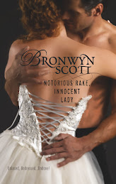 Notorious Rake, Innocent Lady, book #1 in the Ramsden Brothers Series