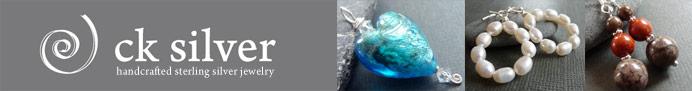 cksilver - handmade sterling silver jewelry