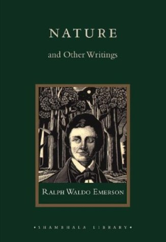 nature essay by ralph waldo emerson