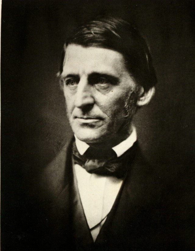 """r w emerson and transcendentalism essay Emerson also relates the concept of transcendentalism to human life in his essay, """"self-reliance """" in this essay, emerson talks about another part of transcendentalism, the issue of """"self-reliance."""