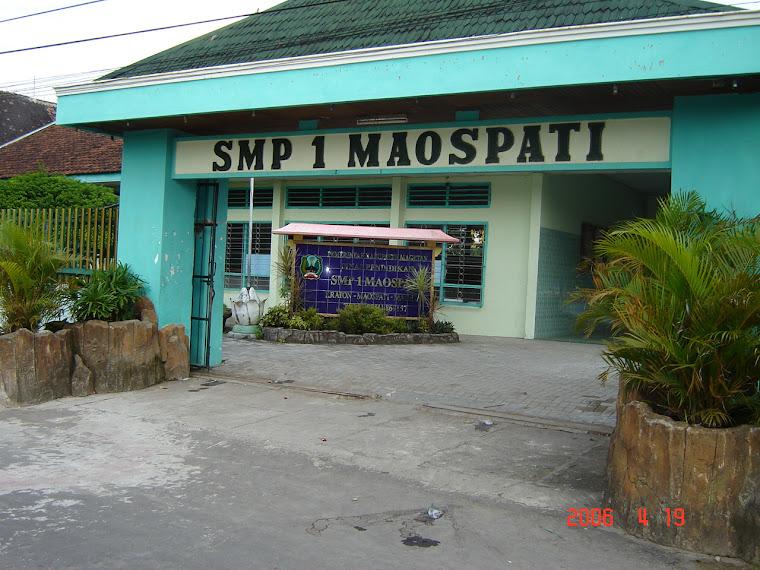 SMPN 1 MAOSPATI