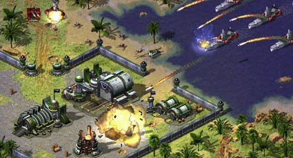 Game Command & Conquer: Red Alert