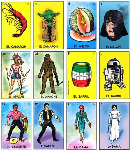 Star Wars Cards