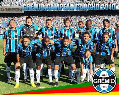 Campeão Gaúcho 2010 - Grêmio