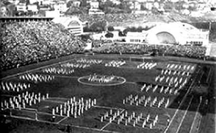 Estádio do Pacaembu 1940