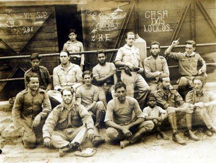 Revolução Constitucionalista de 1932 - Attilio da Silva
