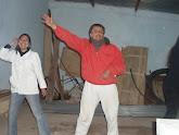 Intentando bailar